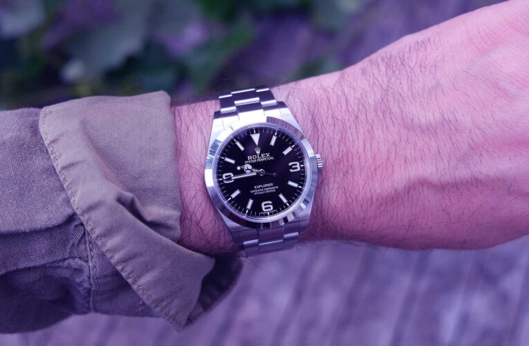 All You Need to Know About the Rolex Explorer Ref. 214270