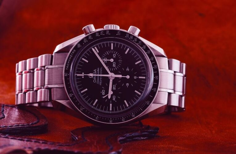4 Best Current Watches from The Luxurious Omega Brand
