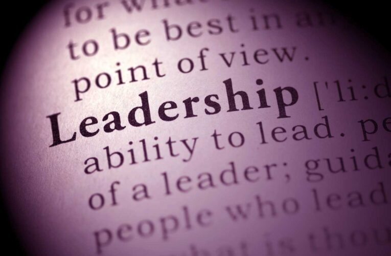 Leadership Studies: Personal Learning Objectives