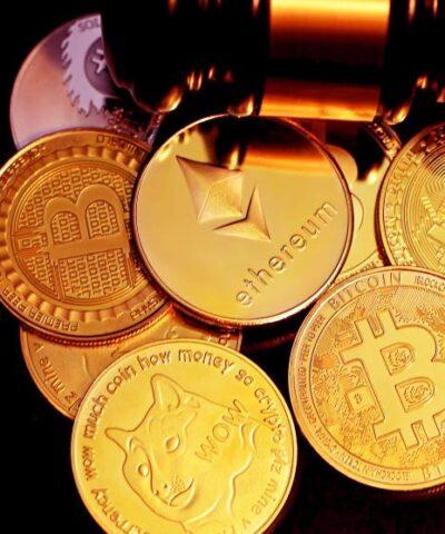 most popular cryptocurrencies