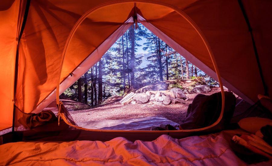 naturist camping